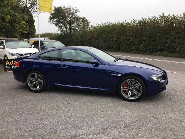 BMW M6 5.0 V10 SMG Coupe