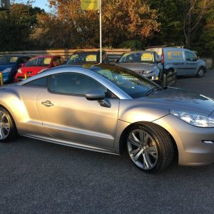 Peugeot RCZ GT 2.0 HDi Sports Coupe