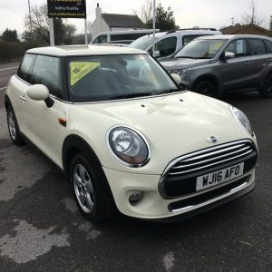 Mini One Hatchback Diesel