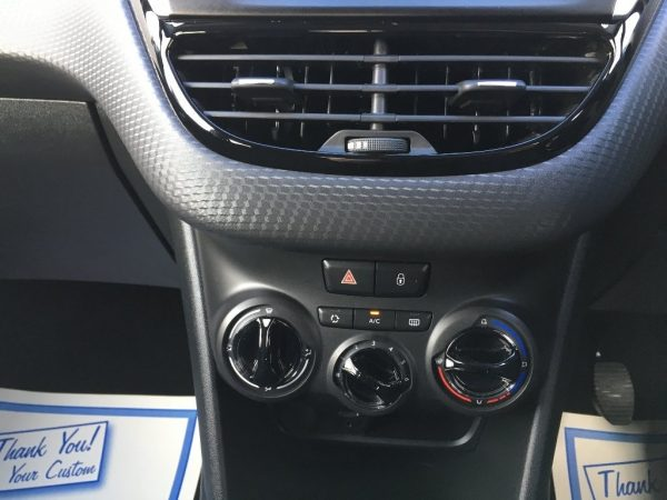 kt16zcj heater control air con
