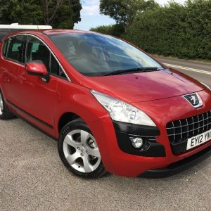 Peugeot 3008 Active 1.6 HDi