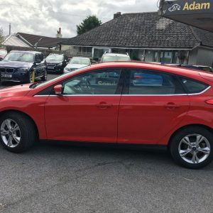 Ford Focus 1.0 SCTi Ecoboost