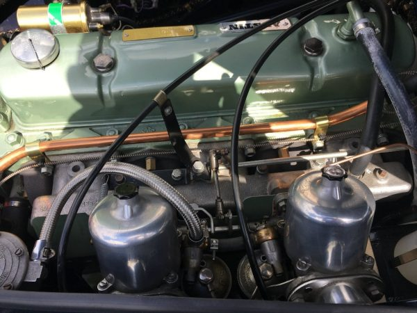 ags134d carb engine power