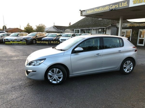 Peugeot 308 Active HDi 92