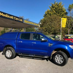 Ford Ranger 2.2 TDCi Limited