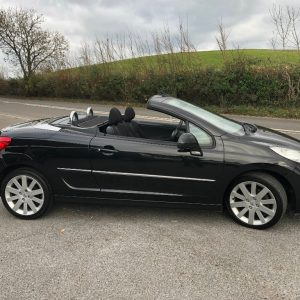 Peugeot 207 Coupe Cabriolet HDi