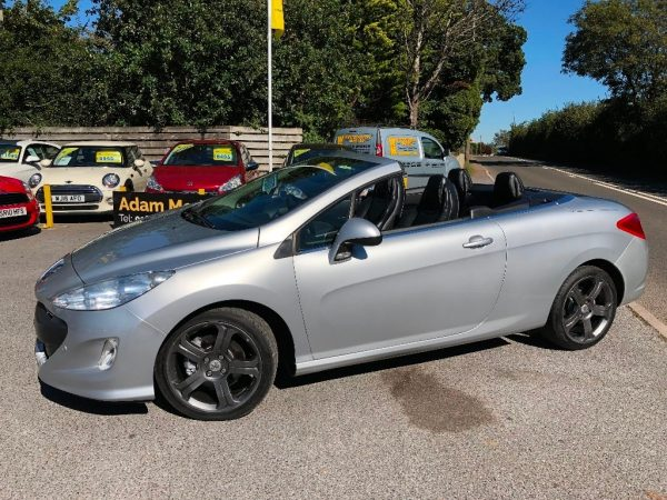 Peugeot 308 Coupe Cabriolet 2.0 HDi