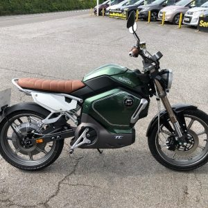 Vmoto Super Soco TC Electric Motorcycle